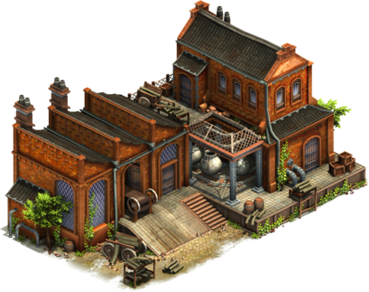 Industrial Age Good Buildings Forge Of Empires