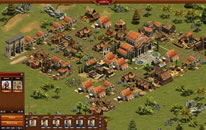 The empire builder Forge of Empires awaits you.