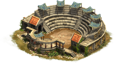 Tribal Wars 2 Us Amphitheater: Cu...