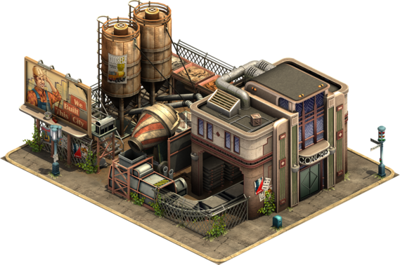 What Is A Goods Building In Forge Of Empires