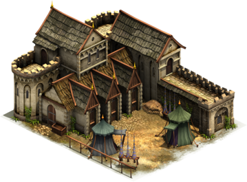 Forge of empires early middle age army requirements