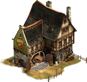 Solar Roof Tiles Cost >> Brewery: Production buildings - Forge of Empires