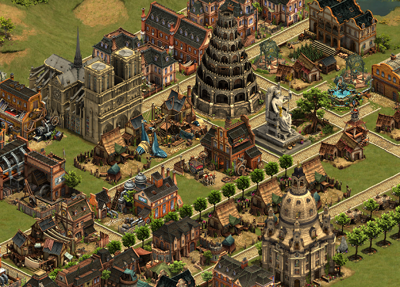 forge of empires a free to play browser game. Black Bedroom Furniture Sets. Home Design Ideas